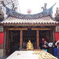 写真:台北霞海城隍廟