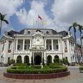 写真:台中市政府庁舎