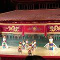 写真:水上人形劇 (ホーチミン)