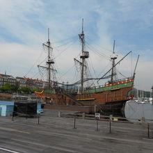 大航海時代の船