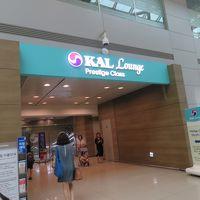 大韓航空 プレステージクラスラウンジ (仁川空港)