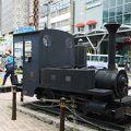写真:軽便鉄道機関車