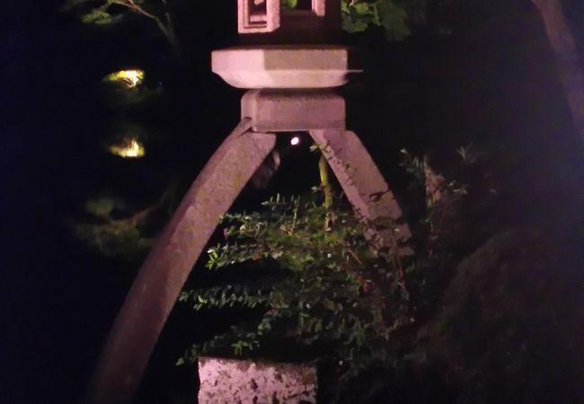 兼六園 徽軫灯籠