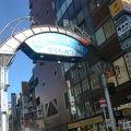 写真:歌舞伎町