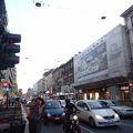 写真:ブエノス アイレス通り
