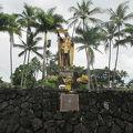 写真:カメハメハ大王像 (ヒロ)