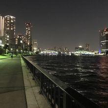 夜景がきれいでした!