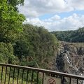 写真:バロン滝