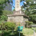 写真:開拓紀念碑