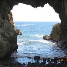 あこがれの洞窟に行きました