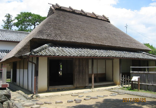 岩崎彌太郎生家