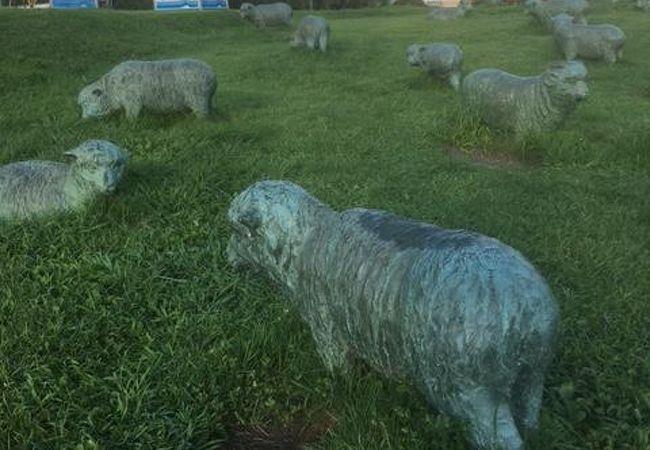 諏訪市湖畔公園 (石彫公園)