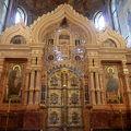 写真:ハリストス復活大聖堂 (血の上の教会)