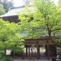 写真:永平寺 山門
