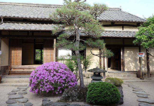 武家屋敷旧折井家
