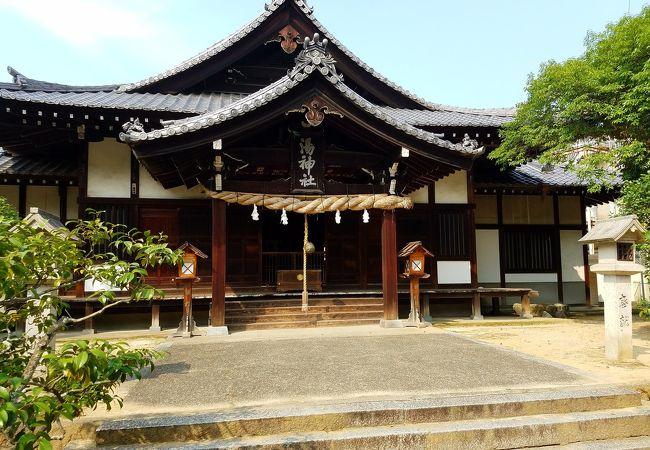 湯神社(四社明神)