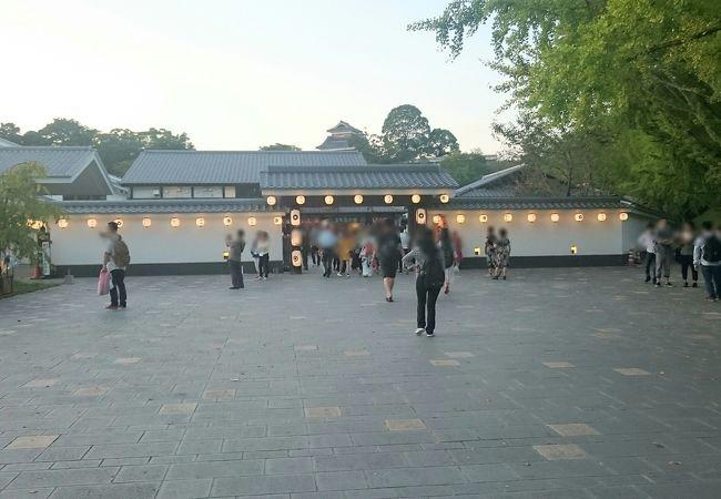桜の馬場 城彩苑