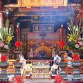 写真:祀典台南大王后宮