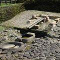 写真:亀形石造物
