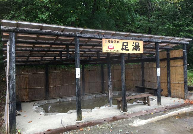 小安峡温泉(子宝小町の湯)