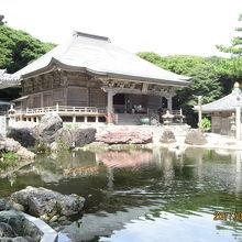 足摺岬にある、お寺です