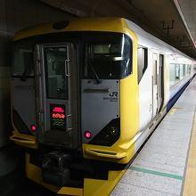 君津駅から先はローカル線の雰囲気