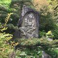 写真:朗澄大徳ゆかりの庭園