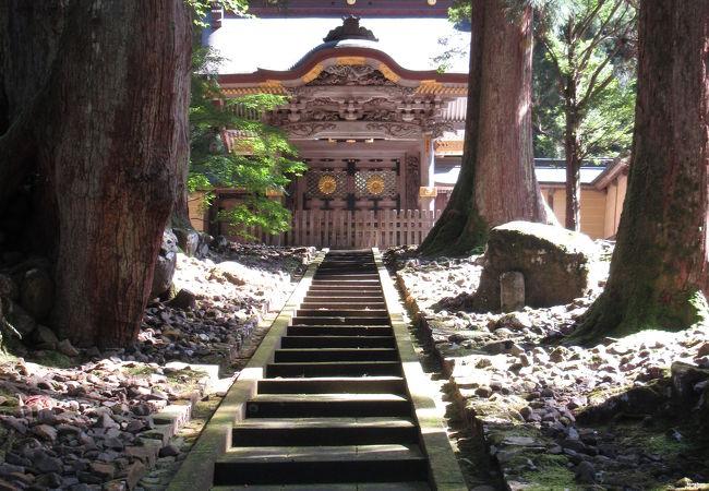 永平寺 勅使門