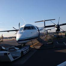 小さめ飛行機
