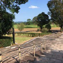 古墳の公園