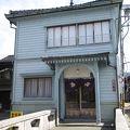 写真:西検番事務所