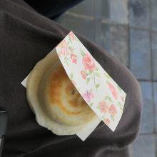 中村屋の梅ヶ枝餅