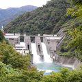 写真:宇奈月ダム