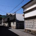 写真:佐川町上町地区
