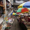 写真:ウブド市場