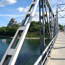 岡山市内を流れる一級河川