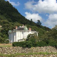 明治時代のおしゃれな洋風建築