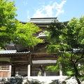 写真:永平寺 中雀門