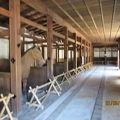 写真:彦根城 馬屋