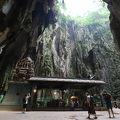 写真:バツー洞窟