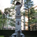 写真:徳川家康像