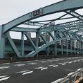 写真:千住大橋