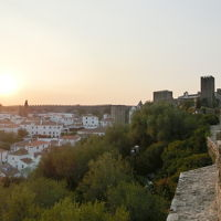 オビドスの城壁