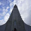 写真:ハットルグリムス教会