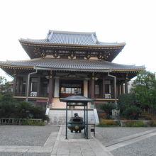 表参道の善光寺