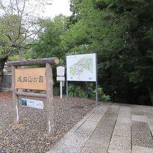 成田山新勝寺でも奥座敷ともいえる場所にある緑豊かな公園です。