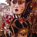 写真:ヴェネツィアのカーニバル