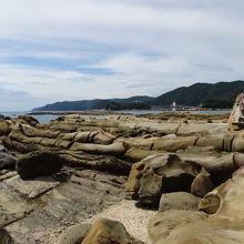 奇勝奇岩の壮大な風景<(゚0゚)ξ
