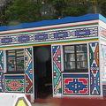 南アフリカ ンデベレの家