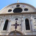 写真:サンタ マリア デイ ミラーコリ教会